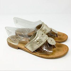 Jack Rogers Navajo Hamptons Palm Beach Sandals
